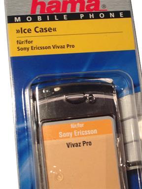 Hama Ice Case für Sony Ericsson Vivaz Pro Schutz-Hülle