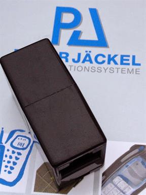 Peter Jäckel ISDN Modular-Kupplung 8-8 Buchse auf jeder Seite