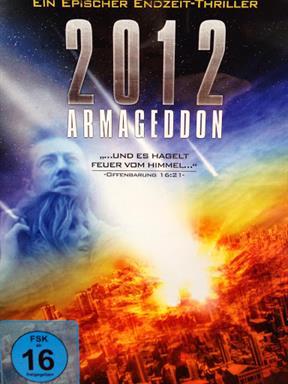 2012 Armageddon Film DVD