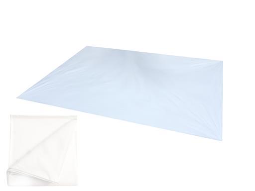 Sexlaken wasserdicht Bettlaken Bettwäsche weiss 180x220 cm kein Latex von eXODA