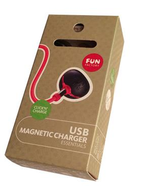 Fun Factory USB Magnetic Plug Click n Charge Ladekabel