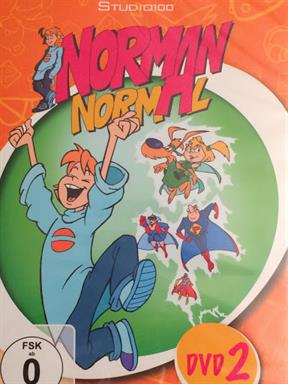 Norman Normal - DVD 2 Film