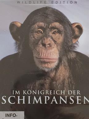 Im Königreich der Schimpansen Film DVD