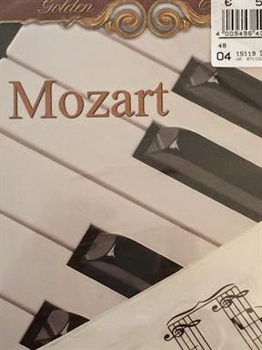 Golden Classic: Mozart Film DVD