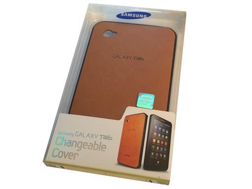 Samsung EF-C980C Schutzhülle für Galaxy Tab braun