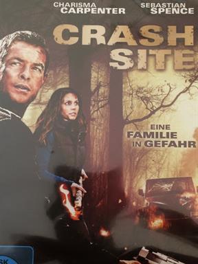 Crash Site Film DVD