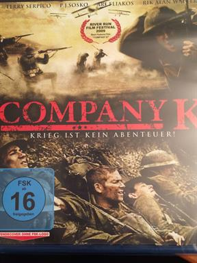 Company K - Krieg ist kein Abenteuer [Blu-ray]