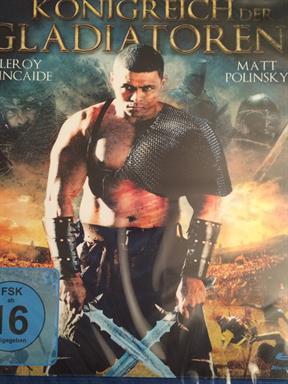 Königreich der Gladiatoren [Blu-ray] Film