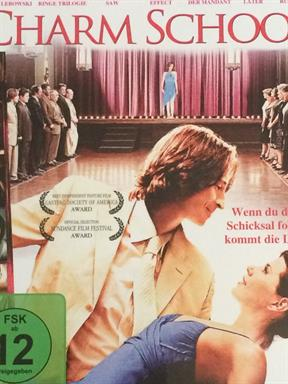 Charm School [Blu-ray] Film