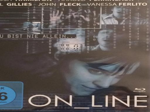 On_Line [Blu-ray]