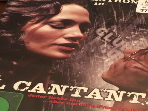 El Cantante Film DVD