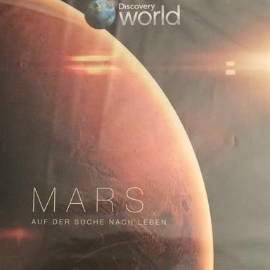 Mars - Auf der Suche nach Leben