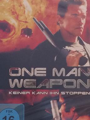 One Man Weapon - Keiner kann ihn stoppen