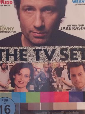 The TV Set [Blu Ray]