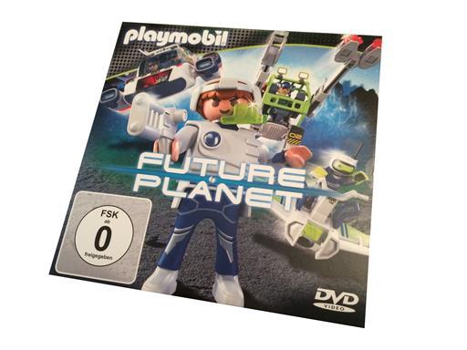 PLAYMOBIL® Future Planet Promotion-DVD * RAR *