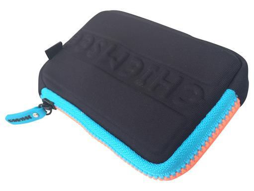 Chiemsee Tasche small JACO Black Case Tasche 13cm x 8cm Size M