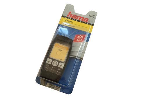 Hama Handy-Fenstertasche Classic für Sony Ericsson K510i