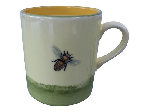 Zeller Keramik Biene Kinderbecher Tasse