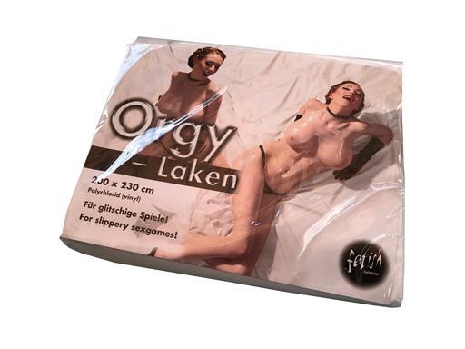 ORION-Malen Bettwäsche weiße