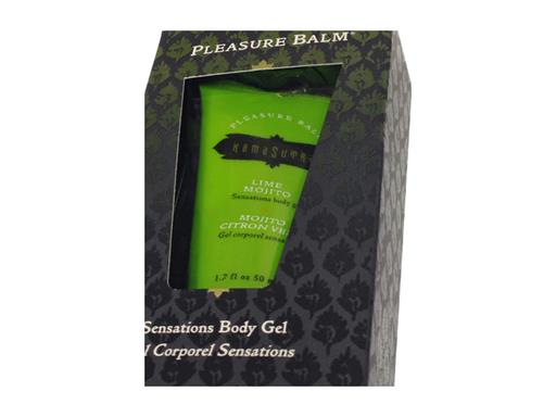 KAMA SUTRA - Pleasure Balm - Küßbares Stimulationsgel - Lemon/Mojito