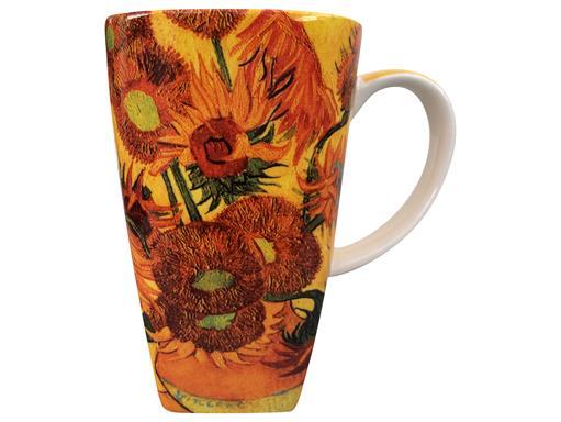 Jameson & Tailor van Gogh BONE China-Design Porzellan Künstler Becher Tasse Renaissance