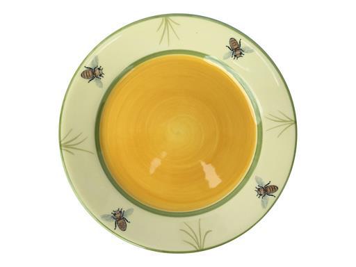 Zeller Keramik Biene Teller 21,00 cm