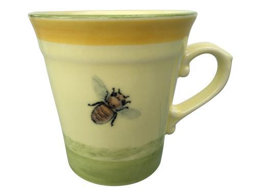 Zeller Keramik Biene Obertasse hoch 0,20 l
