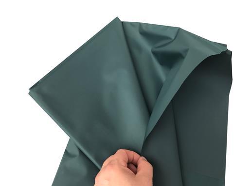 Inkontinenzlaken Unterlaken Matratzenauflage grün 150x220 cm Inkontinenzauflage Inkontinenz-Bettlaken auch für Kinder von eXODA