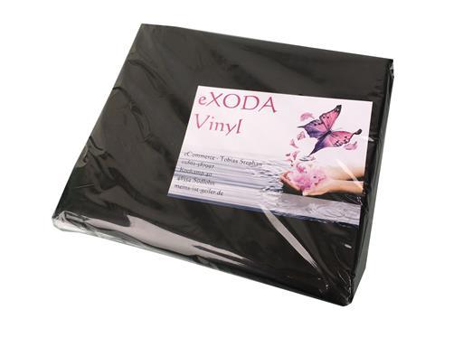 Inkontinenzlaken Unterlaken Matratzenauflage schwarz 200x230 cm Inkontinenzauflage Inkontinenz-Bettlaken auch für Kinder von eXODA